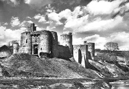 Kidwelly History; Research the Ancient Borough in Wales, U.K.